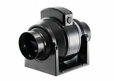 Manrose MF100T Mixed Flow In-Line Extractor Fan with Timer for 100mm 4 inch Duct