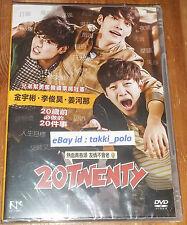 20 TWENTY (NEW DVD) KIM WOO BIN & LEE JUN HO KOREAN MOVIE ENG SUB R3