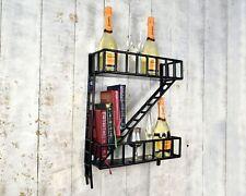 New York Fire Escape Wine Rack Shelf