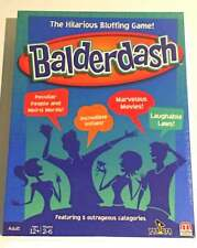 New Version Balderdash Board Game Official Legit Version By Ventura Games