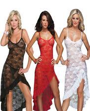 Full Length Lace Glamour Lingerie & Nightwear for Women