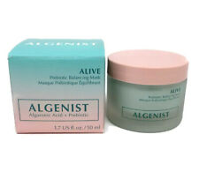 Algenist Alive Prebiotic Balancing Mask Full Size 1.7 fl oz New in Box msrp $38