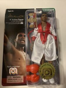 """MEGO MUHAMMAD ALI Limited Edition 8"""" Action Figure Legends MOC #1965  The Fight"""