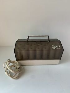 Vintage CLAIROL 20 Instant Hairsetter C 20S Hot Rollers Pageant Dance