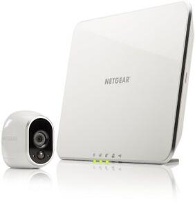 BRAND NEW ARLO SMART HOME - 1 HD SECURITY CAMERA KIT NETGEAR VMS3130-100EUS