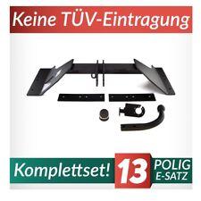 Honda CR-V II RD 02-07 Kpl. Anhängerkupplung starr+E-Satz 13p