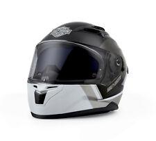 HARLEY-DAVIDSON® KILLIAN M05 FULL FACE HELMET COAL-BLACK-WHITE 98115-20EX XXL