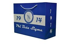 Package Set - Phi Beta Sigma Gift Bag, Greeting Card, Gift Tissue, FREE SHIPPING