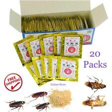 Insecticide Cockroach Powder Killing Bait Effective Pest Roach Control Killer