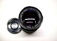 Canon FD 135 mm 1:3,5  S.C. Canon  FD Anschluß