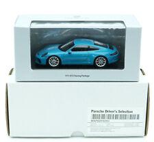 Porsche 911 GT3 Touring Package 991.2 2018 blau blue Minichamps 1:43 WAP0201630J