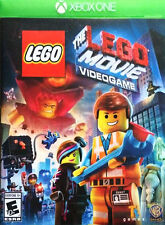 The LEGO Movie Videogame - Microsoft Xbox One Game - Complete