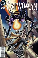 DC Comics 1993 Series CATWOMAN #47 Very Fine VF Batman Bagged & Boarded Balent