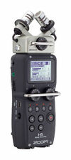 Enregistrement Zoom pour équipement audio professionnel