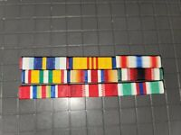 WW2 US MERCHANT MARINE RIBBONS 9 DIFFERENT --SEE STORE WE HAVE TONS