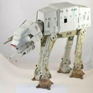 Star Wars Huge Endor AT-AT The Saga Collection 2006 Electrics Working