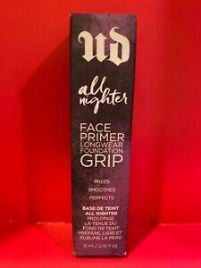 Urban Decay All Nighter Face Primer Longwear Foundation Grip 5ml / 0.16 oz NIB