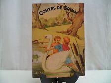 Les contes de Grimm année 1930/40 EO Imprimé en Belgique édition S.I.R.E.C