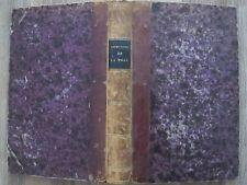 Traité des Affections de la Peau - Dr E. Baudot - Editions F. Savy - 1869