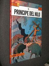 ALIX - IL PRINCIPE DEL NILO - CARTONATO MONDADORI COMICS - COME NUOVO