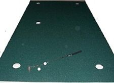 6 x 12 Putting Green for Golf Simulator with 5 Holes** NEW**