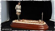 1/16 (120mm) Built & Painted Rommel, N. Africa WW2