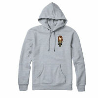 Hermoine Granger Embroidered Hoodie, Harry Potter Doll Hogwarts Workwear Top