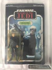 STAR WARS VINTAGE ROTJ LUKE SKYWALKER JEDI KNIGHT! UKG 75Y! NOT AFA! FIGURE 90!