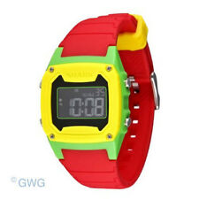 Freestyle Shark Classic 101807 LCD Red Silicone Unisex Digital Watch
