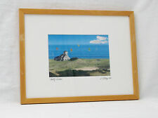 Fleeting Rainbow David Ritchey Signed/Matted/Framed Fine Art Photography