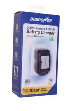 DIGIPOWER Digital Camera DSLR Battery Charger - Nikon - NEW™