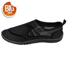 Air Balance Men's Aqua Water Shoes, Big Size 13-15, Black, ABAD019