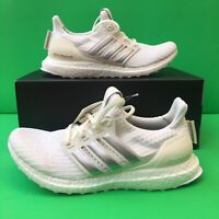 Adidas Game of Thrones X Ultraboost 4.0 House Targaryen Womens White Silver