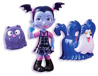 Disney Jr Vampirina Vampirina And Wolfie Dolls Figures