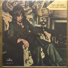 Never a Dull Moment by Rod Stewart (Vinyl, Aug-1995, DCC Compact Classics)