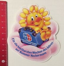 Aufkleber/Sticker: Neckermann Reisen (210416199)