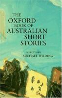 The Oxford Book of Australian Short Stories by  , Hardcover