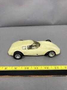 1960'3 1/24 SCALE  VINTAGE CARRERA  SLOT CAR - Mako Shark - Ferrari -untested