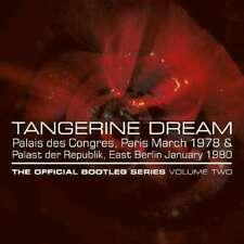 Tangerine Dream - Palais Des Congres, Paris Marc NEW CD