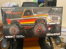 SNAP ON FORD BRONCO RANGER XLT TRX TRAXXAS LIMITED EDITION UN-OPENED NEW