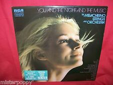 MELACHRINO STRINGS ORCHESTRA You and the night and the music Double LP 1972 EX+