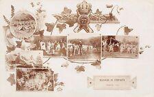 C5086) BRENTA 1901 (VARESE) MANOVRE DEL 77 REGGIMENTO FANTERIA, 6 VEDUTINE.