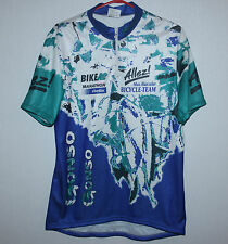 Vintage 90's Max Hurzeler cycling jersey Size L