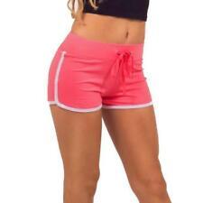 Women Girl Sports Shorts Running Gym Fitness Short Pants Workout Beach Casual