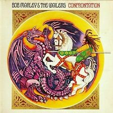 Bob Marley & The Wailers Confrontation Vinyl New Sealed LP