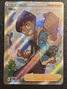 Pokemon TCG - Champions Path Hop 73/73 - Ultra Rare Full Art - NM -