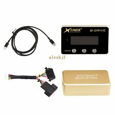 Potent Booster 8th 9Drive Electronic Throttle Controller for Mitsubishi JEEP etc