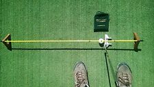 Golf Training / Putting Aids Turn Your Alignment Stick Into a Nice Putting Aid!
