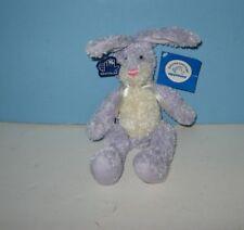 "New Purple Applause Peek a Boo Bunny Rabbit 10"" Stuffed Plush"