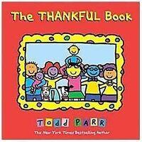 The Thankful Book  VeryGood